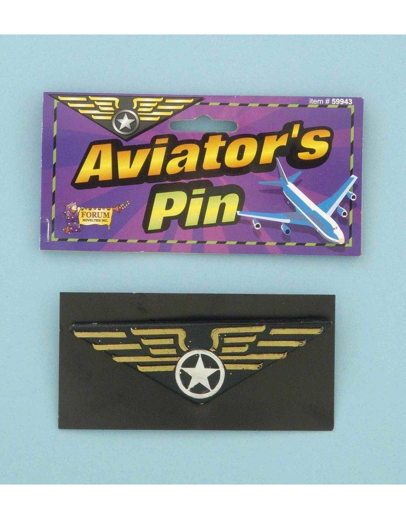 Aviator Pin