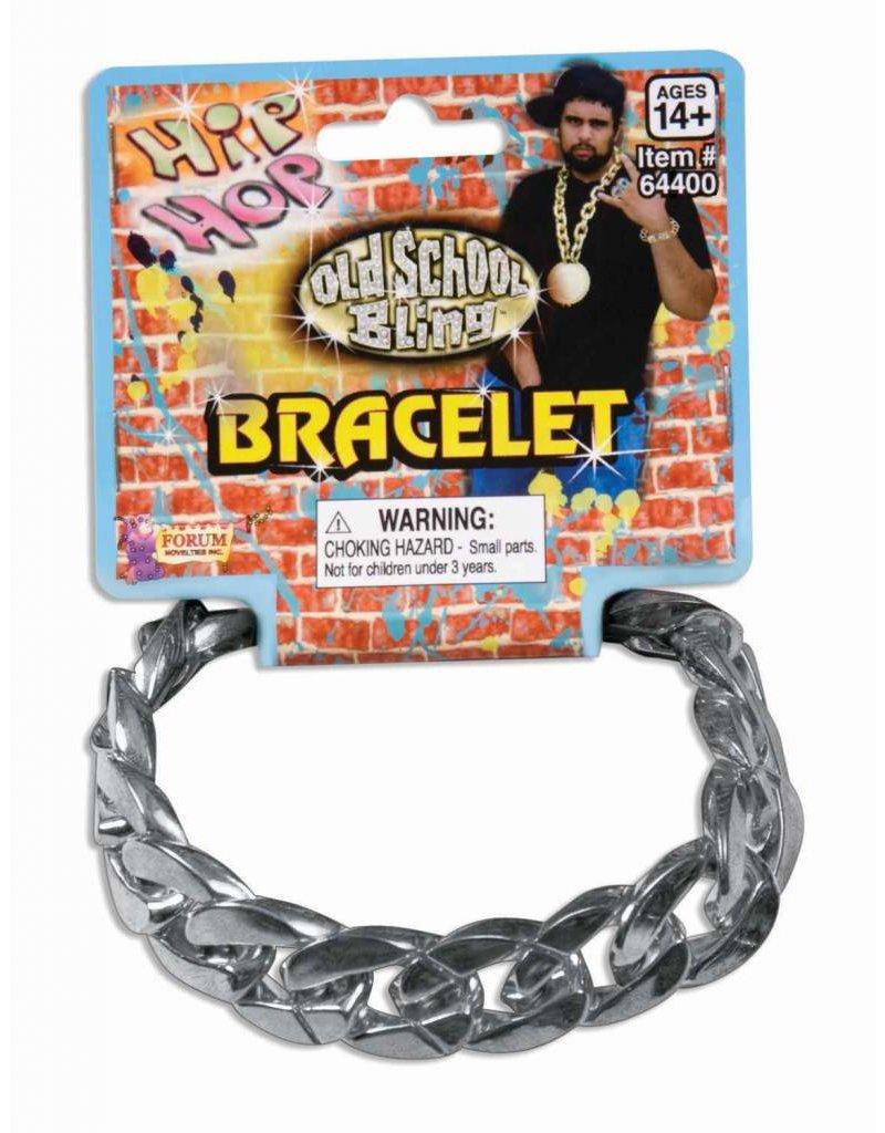 Big Links Bracelet Silver