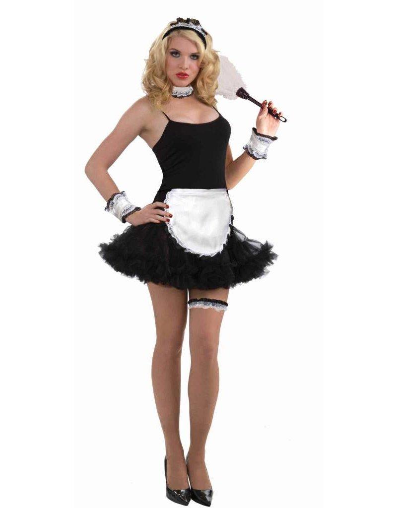 Black Petticoat Dress
