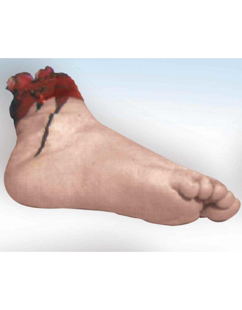 Cut-Off Foot