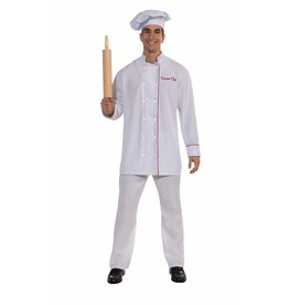 Men's Costume Gourmet Chef