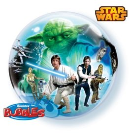 "Star Wars 22"" Mylar Balloon"