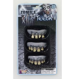 Zombie Rotted Teeth (3)
