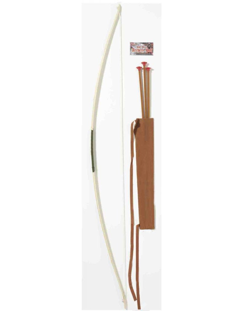 Deluxe Bow and Arrow Set 5FT