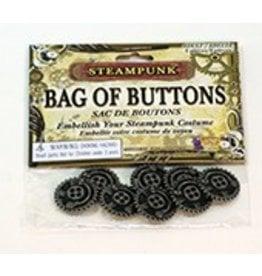 Steampunk Buttons