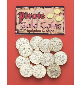 Pirate Gold Coins (12)