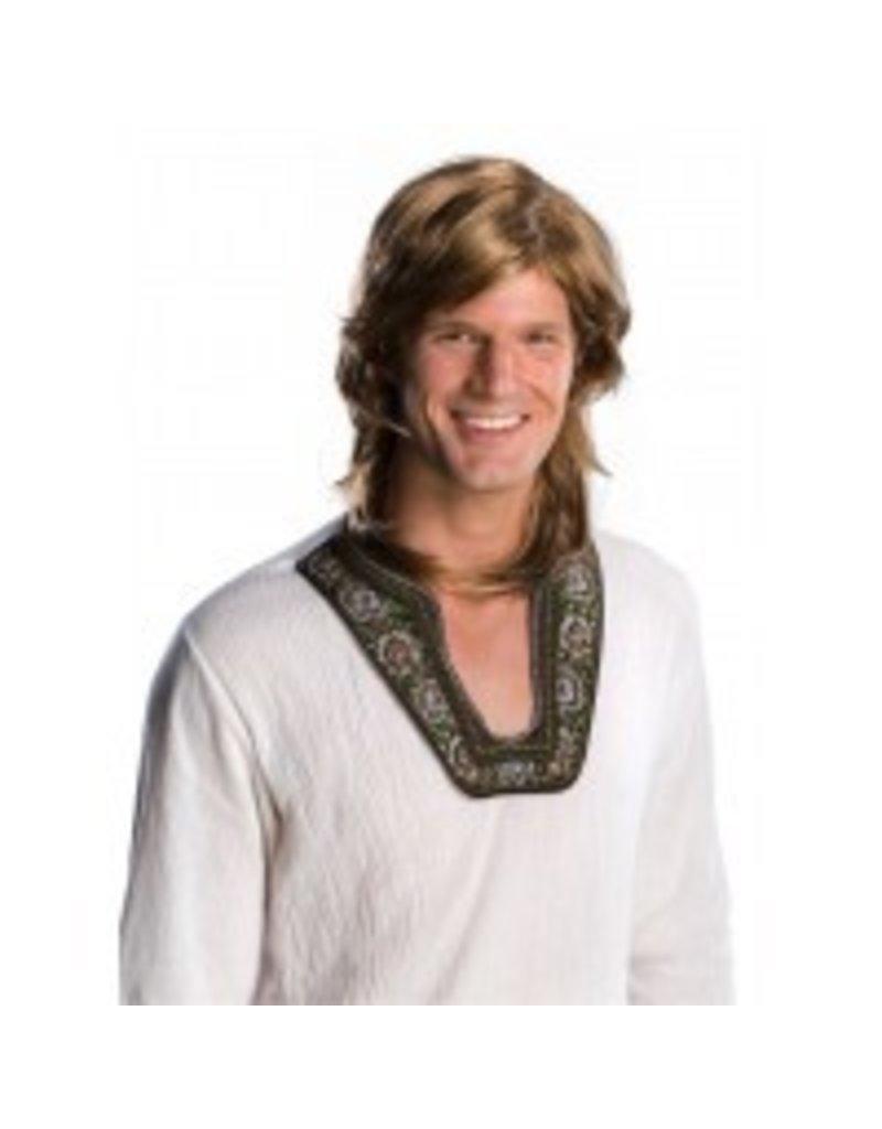 70's Guy Brown Wig
