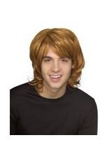 70's Shag Blonde Wig