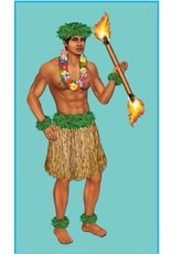 "38"" Jointed Polynesian Dancer"