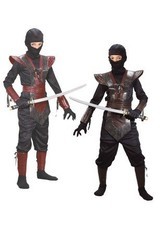 Child Ninja Fighter Large (12-14)