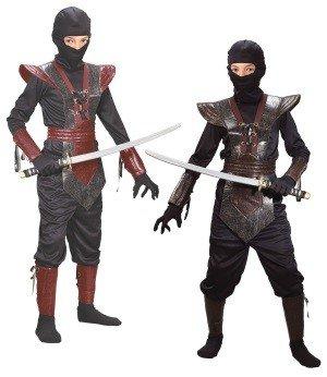 Child Ninja Fighter Large (12-14)