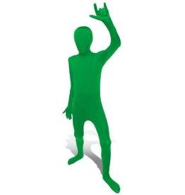 Children's Morphsuit Green Large (10-12)