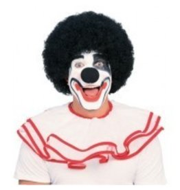 Clown Black Wig
