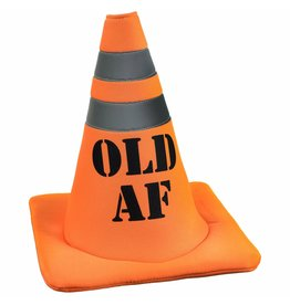 Over the Hill Construction Giant Safety Cone Hat