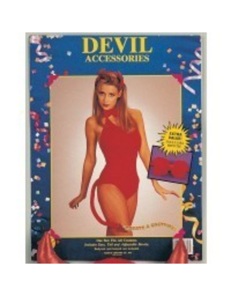 Devil Accessory Set