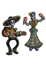 Day of The Dead Skeletons (1)