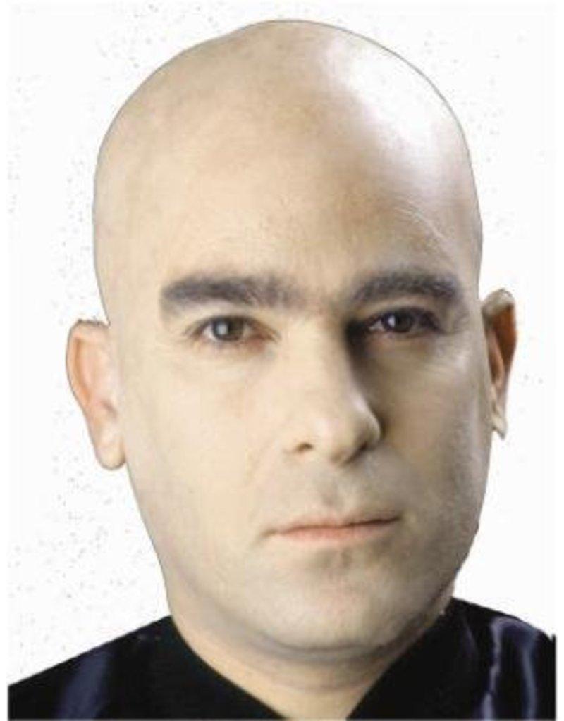 Deluxe Natural Bald Cap