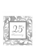25th Anniversary Lunch Napkin (16)