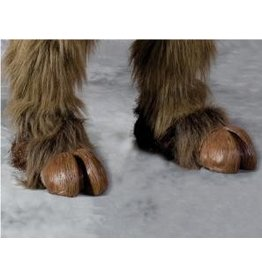 Hoofs Brown