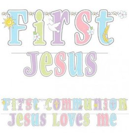 Communion Banner Kit