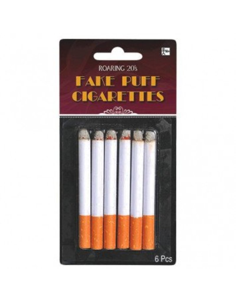 Fake Puff Cigarettes