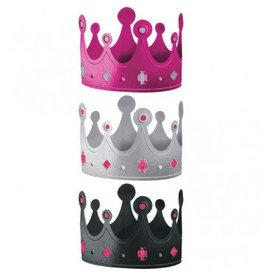 Black & Pink Crowns