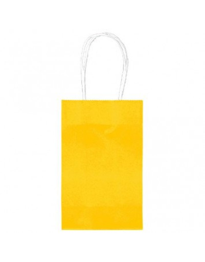 Yellow Sunshine Cub Bags Value Pack  (10)