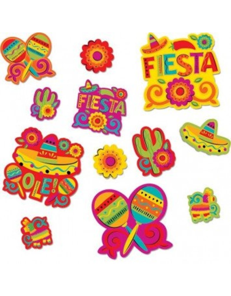 Fiesta Value Pack Cutout Assortment