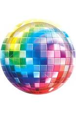 """Disco Fever 7"""" Plates"""