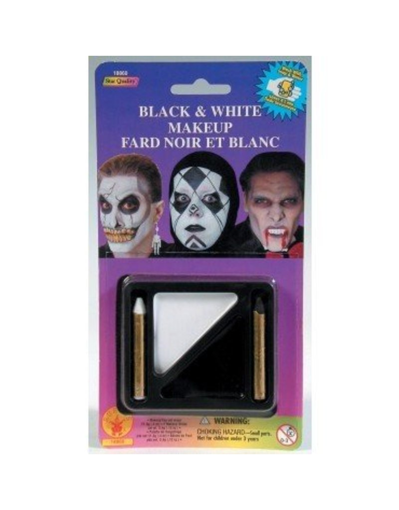 Black & White Makeup Kit