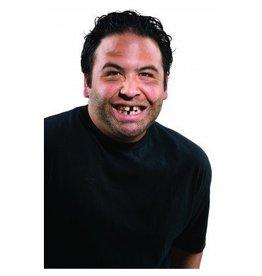 Black Tooth Makeup