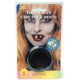 Tooth Wax Black