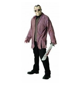 Men's Costume Jason Voorhese