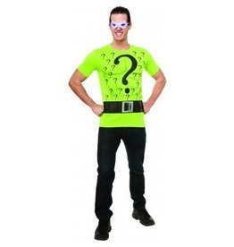 Men's T-shirt Riddler Large