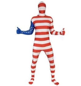 Morphsuit America Flag (Large)