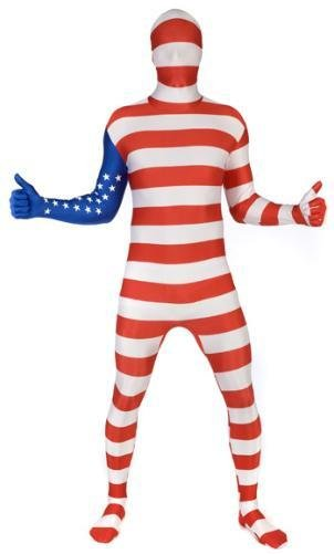 Morphsuit America Flag (Large)