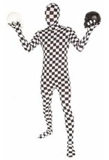 Morphsuit Checkered Medium