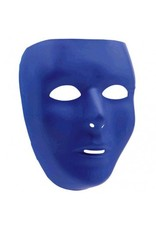 Blue Full Face Mask