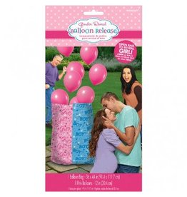 Gender Reveal Balloon Release Bag