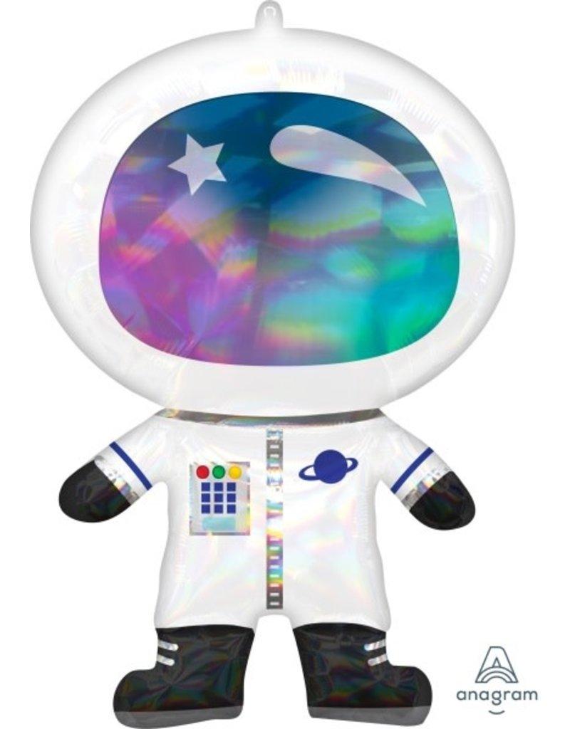 """Astronaut 30"""" Mylar Balloon"""