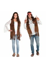 60's Hippie Vest - Adult Standard