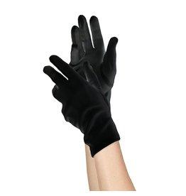 Child Black Gloves