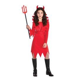 Child Devious Devil - Medium (8-10) Costume