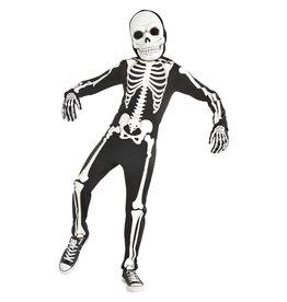 Child X-Ray Skeleton - Medium (8-10) Costume