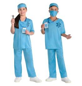 Child Doctor Jr. - Medium (8-10) Costume