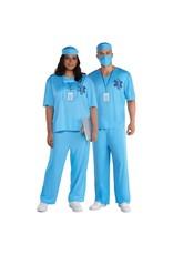 Adult Doctor MD - Standard Costume