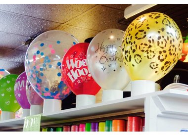 "11"" Printed Latex Balloons"