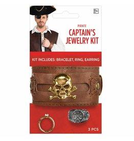 Captain's Jewelry Kit