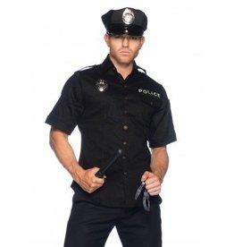 Men's Costume Cuff Em' Cop XLarge