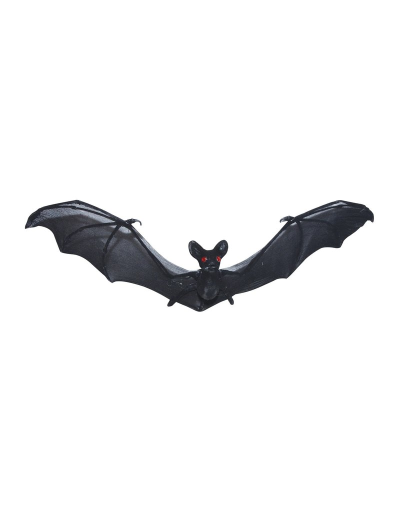 "Black Nylon Bat 10""X19""X2"""